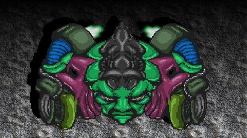 Super Killer Hornet Resurrection Artwork 01