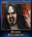 Sword Daughter Card 4