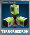 Terrorhedron Foil 4