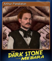 The Dark Stone from Mebara Card 3