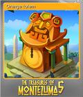 The Treasures of Montezuma 5 Foil 1