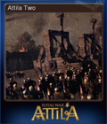 Total War ATTILA Card 2