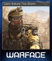 Warface Card 5