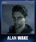 Alan Wake Card 1