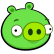 Angry Birds Space Emoticon MinionPig