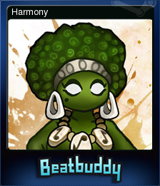 Beatbuddy Tale of the Guardians Card 6