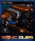 Bionic Dues Card 2