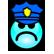 Break Into Zatwor Emoticon sadpolice