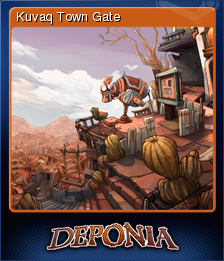Deponia Card 6