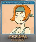 Deponia Doomsday Foil 1