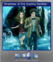 Doctor Who The Adventure Games Foil 4