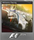 F1 2014 Foil 11
