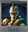 Fallen Enchantress Legendary Heroes Foil 10