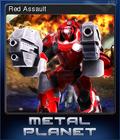 Metal Planet Card 1
