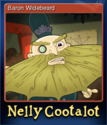 Nelly Cootalot The Fowl Fleet Card 4