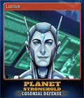 Planet Stronghold Colonial Defense Card 4