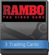 Rambo The Video Game Booster
