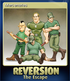 Reversion - The Escape Card 7