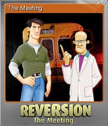 Reversion - The Meeting Foil 4