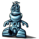 Robot Rescue Revolution Badge 2