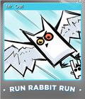 Run Rabbit Run Foil 1