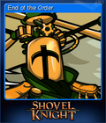 Shovel Knight Card 5