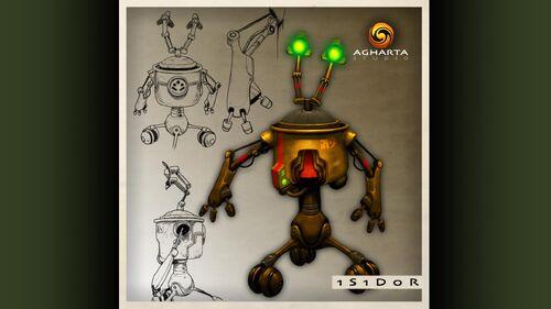 Shufflepuck Cantina Deluxe Artwork 2