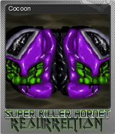 Super Killer Hornet Resurrection Foil 02
