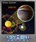Syder Arcade Foil 6
