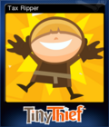 Tiny Thief Card 1