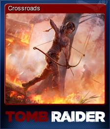 Tomb Raider Card 2