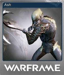 Warframe Foil 1