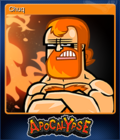 Apocalypse Party's Over Card 6