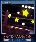 Backgammon Blitz Card 2