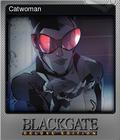 Batman Arkham Origins Blackgate Foil 7