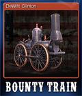 Bounty Train Card 1