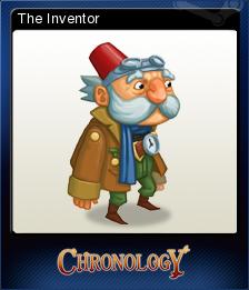 Chronology Card 2