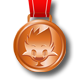 Chucks Challenge 3D Badge 2