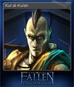 Fallen Enchantress Legendary Heroes Card 10