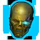 Guns n Zombies Badge 3