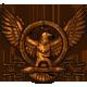 Hegemony Rome Badge 1