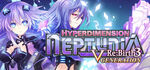 Hyperdimension Neptunia ReBirth3 V Generation Logo