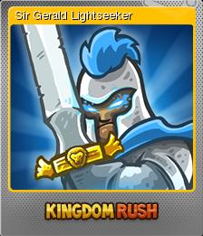 Kingdom Rush Foil 2