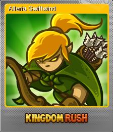 Kingdom Rush Foil 4