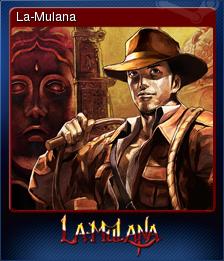 La-Mulana Card 1