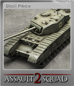 Men of War Assault Squad 2 Foil 06