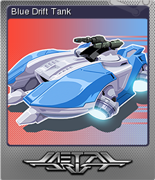 Metal Drift Foil 1