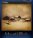 Mount & Blade Card 02