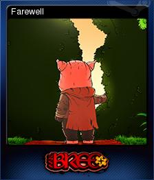 Mr. Bree+ Card 6