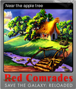 Red Comrades Save the Galaxy Reloaded Foil 5